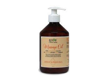 Olejek do masażu z olejem z brzoskwini i morel 500 ml