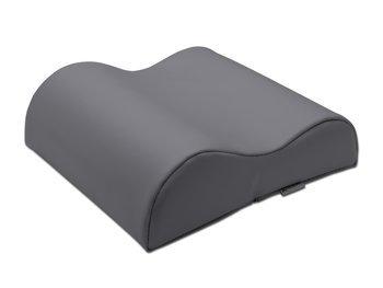 Półwałek do masażu - poduszka pod kark (tapicerka Soft Touch)