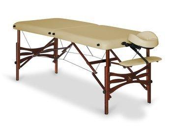 Stół do masażu Panda (buk barwiony)